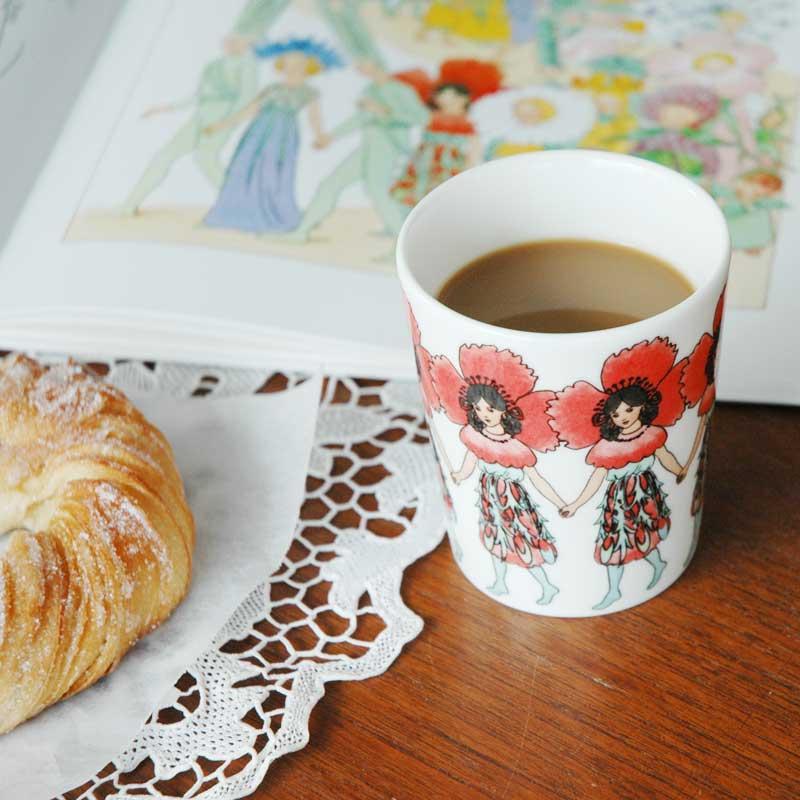 エルサべスコフ・カップPoppy(ポピー)DESIGN HOUSE stockholm(デザインハウス ストックホルム)