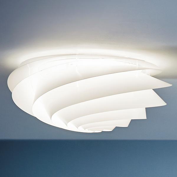 LE KLINT(レ・クリント)Swirl Ceiling(スワール・シーリング)/ラージサイズ/北欧シーリングライト