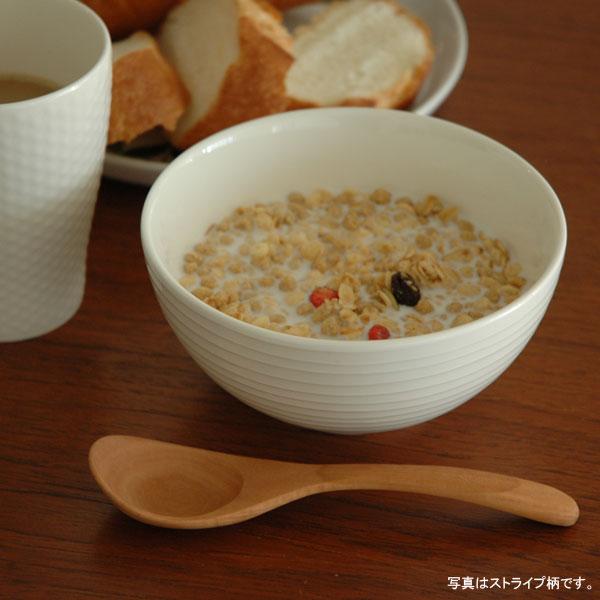Blond ボウル・スープ&シリアル・ドット柄・DESIGN HOUSE stocholmデザインハウスストックホルム