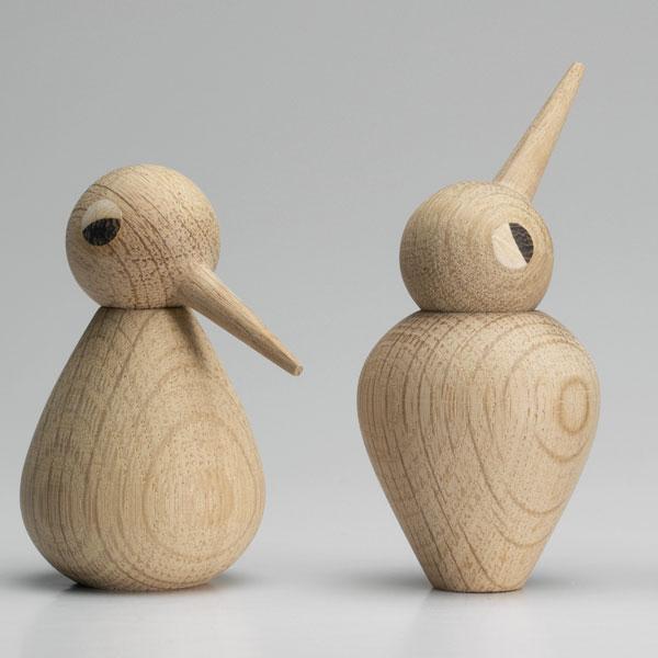 Bird(バード) スモールサイズ ナチュラルオーク ARCHITECTMADE(アーキテクトメイド) 北欧 デンマーク オブジ ェ置物 415