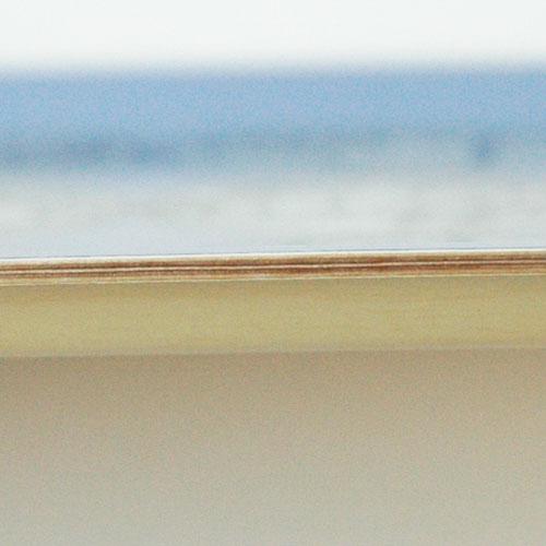 「Nina(ニナ)」Tray Mサイズ/木製トレイ/Lisa Larson(リサラーソン)/opto design