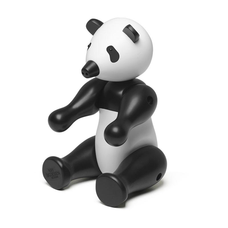 Kay Bojesen(カイ・ボイスン)PANDA BEAR(パンダ)Sサイズ H15cm 39427 木製オブジェ デンマーク
