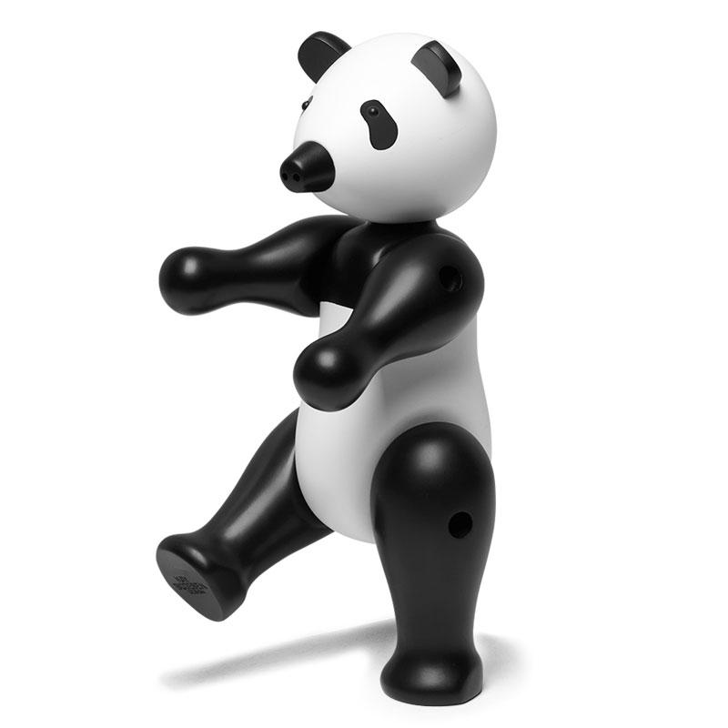 Kay Bojesen(カイ・ボイスン)PANDA BEAR(パンダ)Mサイズ H25cm 39426 木製オブジェ デンマーク