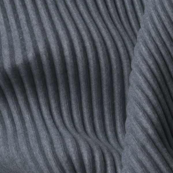 Pleece Throw(プリース・スロー)ダークグレー ひざ掛け DESIGN HOUSE stockholmデザインハウス・ストックホルム