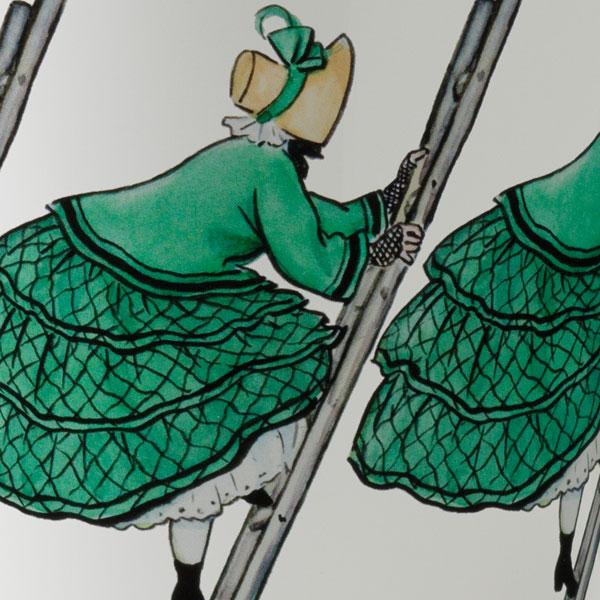 エルサべスコフ・カップAunt Green(みどりおばさん) DESIGN HOUSE stockholm(デザインハウス ストックホルム)