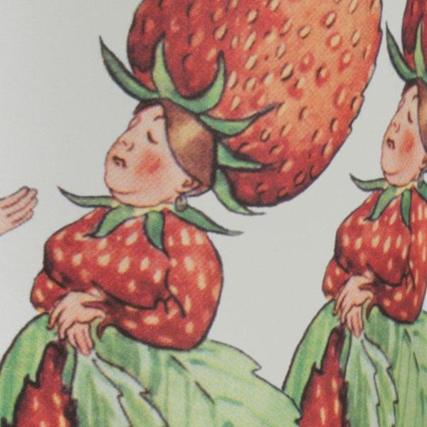 エルサべスコフ・カップThe Strawberry family(ストロベリーファミリー) DESIGN HOUSE stockholm(デザインハウス ストックホルム)