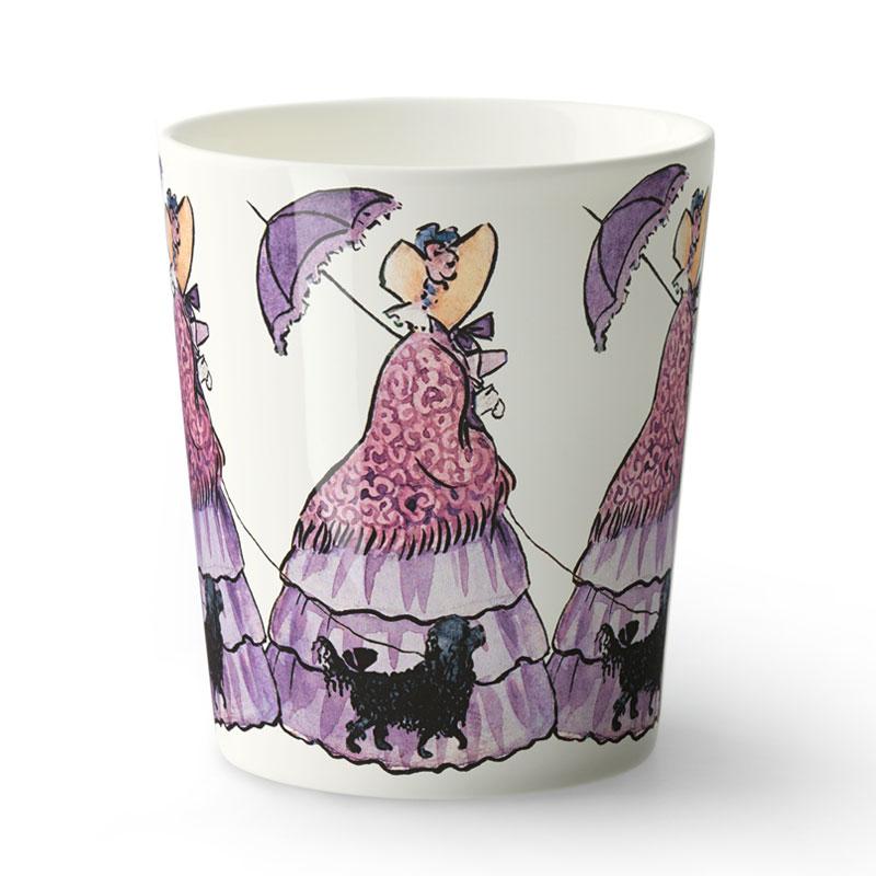 エルサべスコフ・カップAunt Lavender(むらさきおばさん) DESIGN HOUSE stockholm(デザインハウス ストックホルム)
