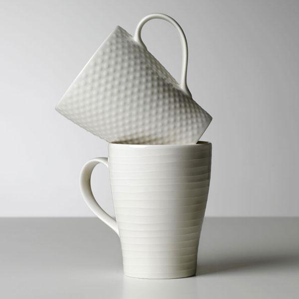 Blond マグカップ・ドット柄 DESIGN HOUSE stockholm(デザインハウス・ストックホルム)
