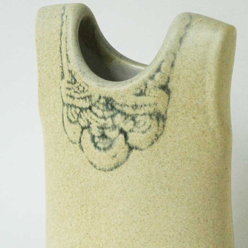 Wardrobe Vases Vest(ワードローブ・ベスト)/Lisa Larson(リサラーソン)/フラワーベース・北欧オブジェ