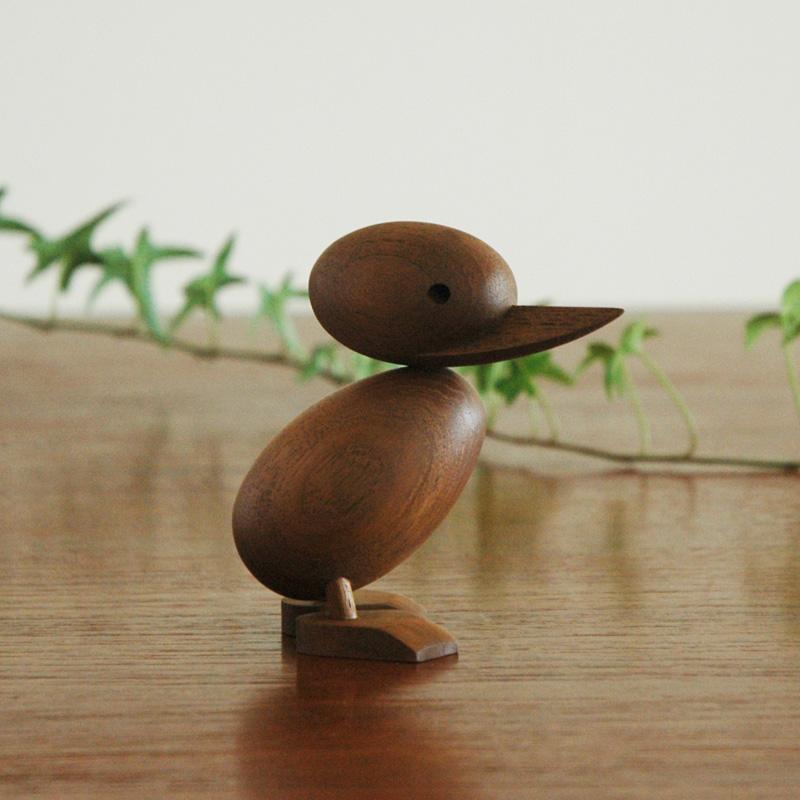 Duckling (ダックリング) ARCHITECTMADE(アーキテクメイド) 北欧デンマーク 木製オブジェ・置物 320