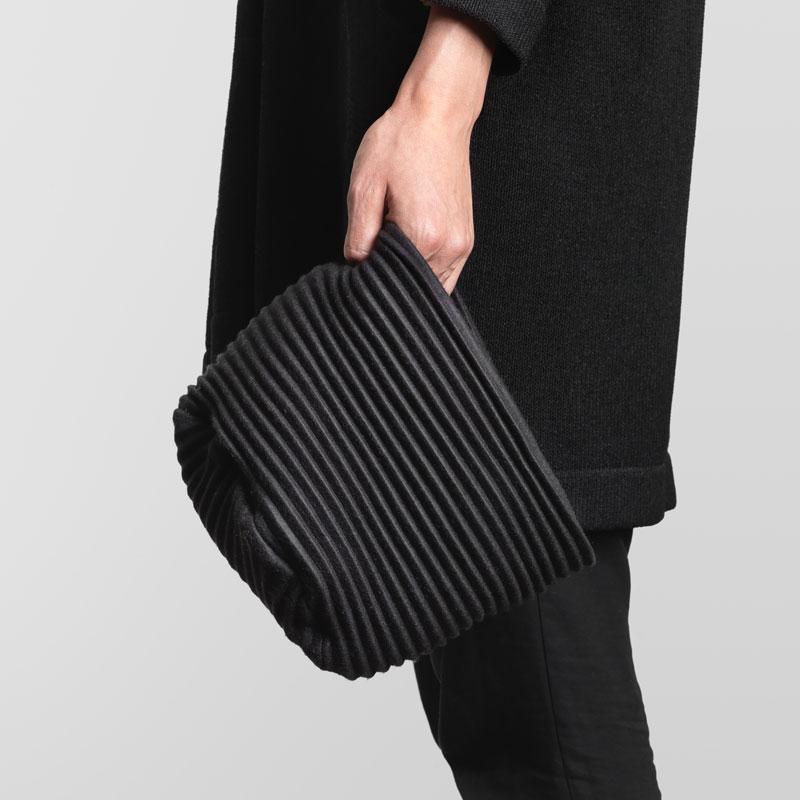 【予約10月】Pleece HAT(プリース・ハット)ブラック DESIGN HOUSE stockholmデザインハウス・ストックホルム