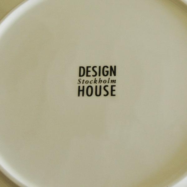 Blond Dinner Plate28cm・DESIGN HOUSE stockholm(デザインハウスストックホルム)ディナープレート