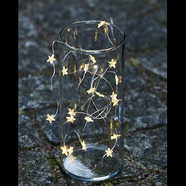 """Chain""""Trille""""スター LEDイルミネーションライト Sirius(シリウス) デンマーク クリスマスライト"""