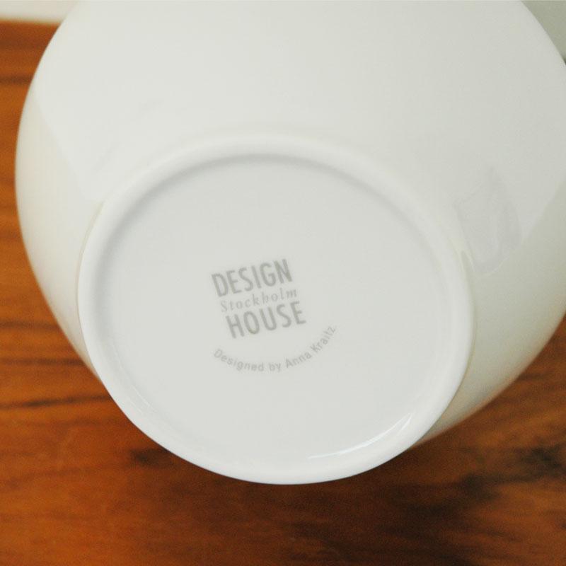 Alba Vase(アルバ・ベース)H=24cm 花瓶 DESIGN HOUSE stockholm(デザインハウスストックホルム)北欧スウェーデン