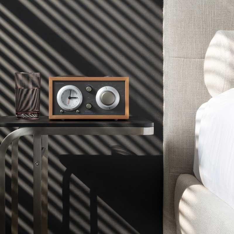 Model Three BT(モデル・スリー ビーティー)Bluetooth対応モデル チェリー×トープ アラームクロックラジオ/Tivoli Audio(チボリオーディオ)