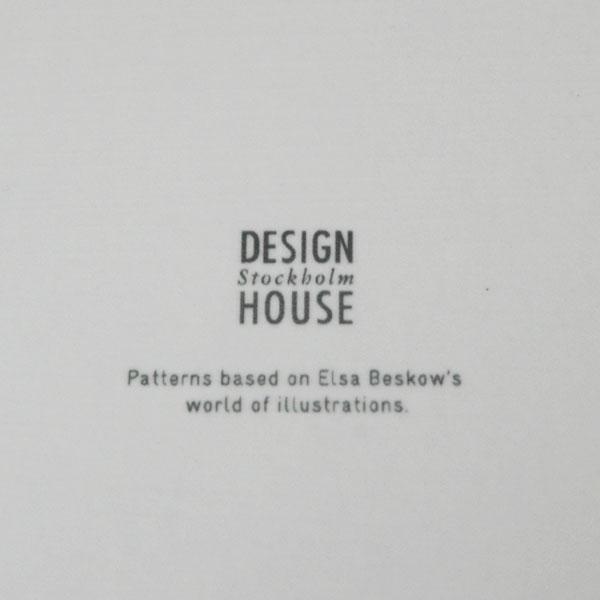 エルサべスコフ・ラウンドトレイ丸型35cm Mrs Cabbage(キャベツ婦人)DESIGN HOUSE stockholm(デザインハウス ストックホルム)