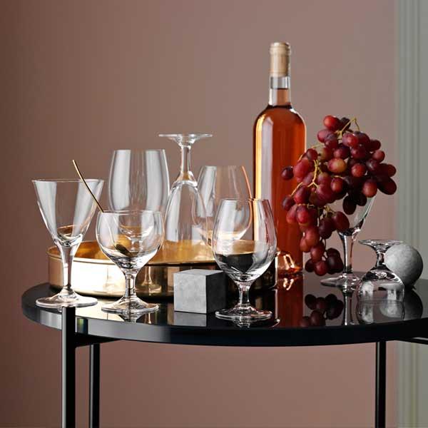 Royal Champagne Glass(ロイヤル・シャンパングラス)250ml HOLMEGAARD(ホルムガード)アルネヤコブセン北欧グラス