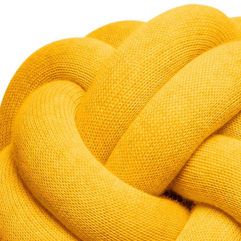 Knot Cushion(ノットクッション)30cm Orange(オレンジ)DESIGN HOUSE stockholm(デザインハウス ストックホルム)