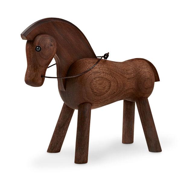 Kay Bojesen(カイ・ボイスン) HORSE(ホース)馬・ウォールナット 木製オブジェ デンマーク 39211