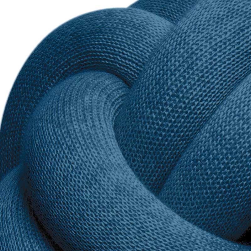Knot Cushion(ノットクッション)30cm Petrol(ペトロル)DESIGN HOUSE stockholm(デザインハウス ストックホルム)