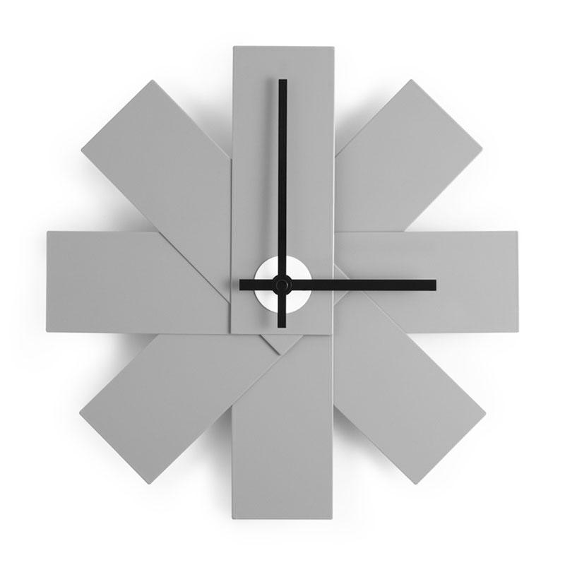 Watch Me Wall Clock (ウォッチミー)グレー 壁掛け時計 normann COPENHAGEN(ノーマンコペンハーゲン)