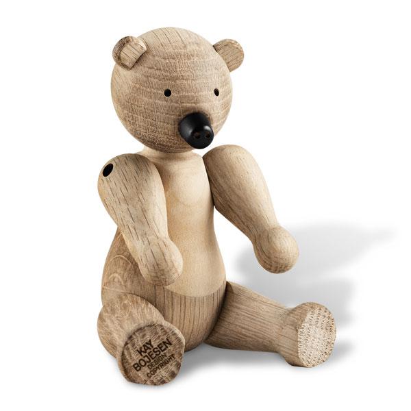 Kay Bojesen(カイ・ボイスン) BEAR(ベアー)クマ 木製オブジェ デンマーク