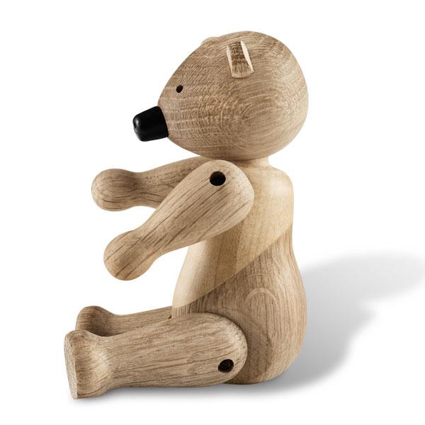 Kay Bojesen(カイ・ボイスン) BEAR(ベアー)クマ 39251 木製オブジェ デンマーク
