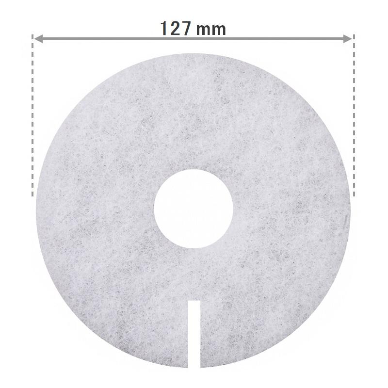 φ127 内径φ34(5枚入)給気口・吸気口・24時間換気口フィルター