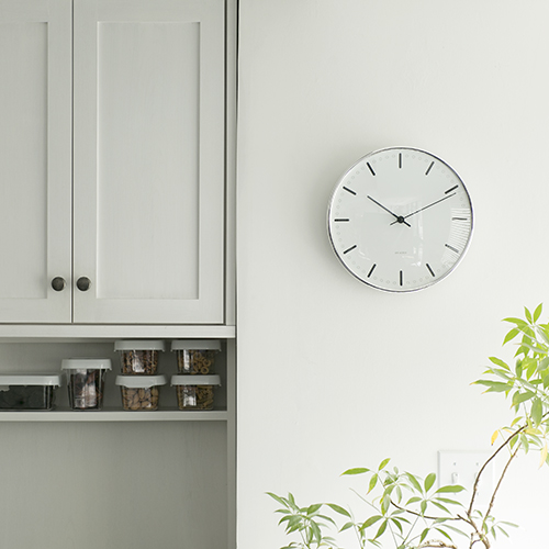 Wall Clock CityHall[160mm]