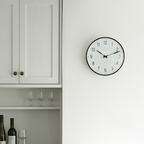 Wall Clock Station[210mm]