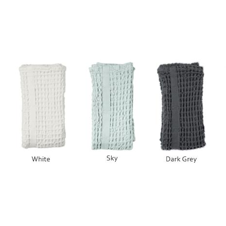 BIG WAFFLE HAND TOWEL