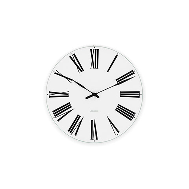 Wall Clock Roman[160mm]