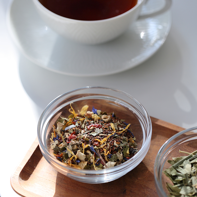 FILE Select Tea 01 ルイボスティー[FILEオリジナルブレンド/缶入り]