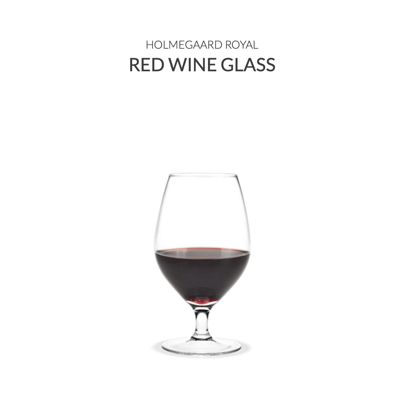 Holmegaard ROYAL GLASS