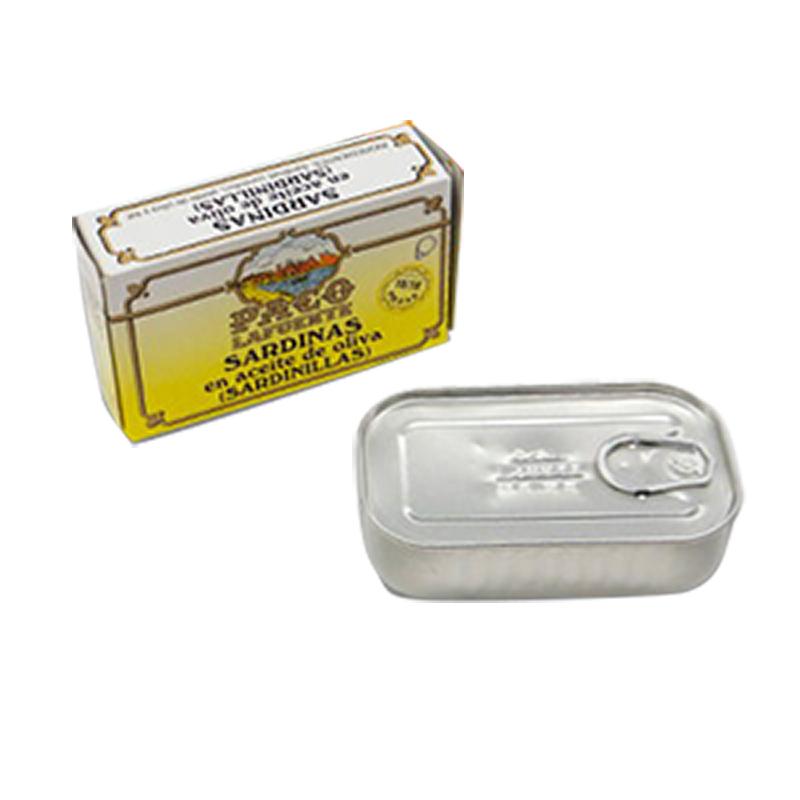 オイルサーディン /イワシのオリーブオイル漬け