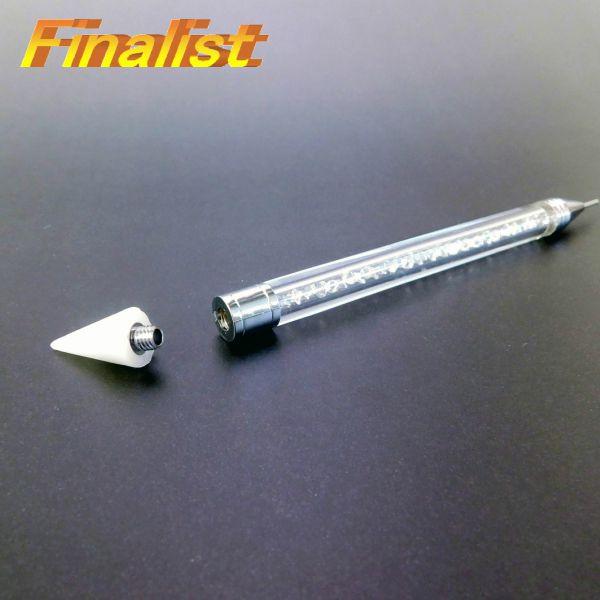 ラインストーン貼り付け用クリスタルワックスペン