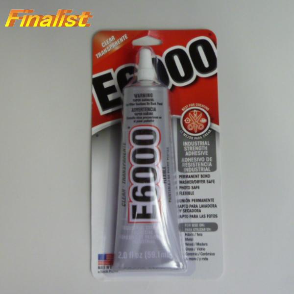 E6000 2oz チップ無し ラインストーン スワロフスキー用接着剤 ボンド