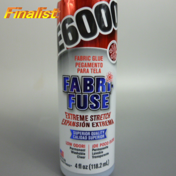 E6000 Fabri-Fuse 4oz ファブリック、装飾品用接着剤