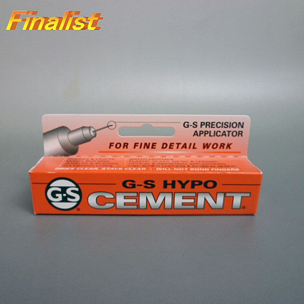 G-S HYPO CEMENT ジーエスハイポセメント接着剤 クリックポストで発送