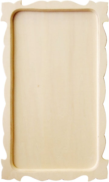 フレーム 飾りフレーム  543-8227 背板固定タイプ