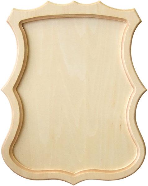 フレーム エンブレムフレームB  543-8229 背板固定タイプ