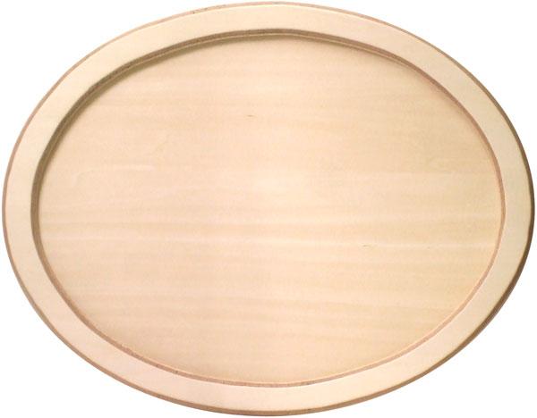 フレーム 楕円フレーム  543-8222 背板固定タイプ