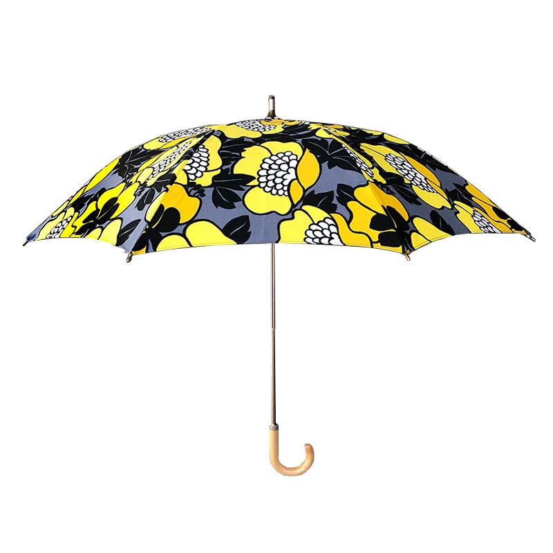 日傘 手元が伸びるショートスライド ANNUKKA|フィンレイソン Finlayson