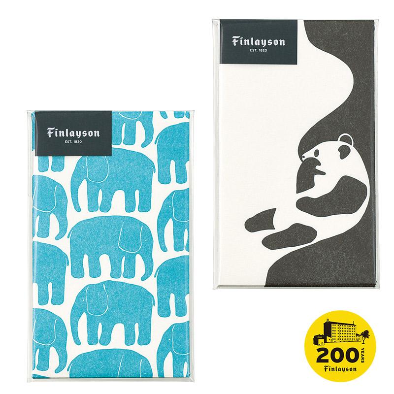 ぽち袋 活版印刷 | フィンレイソン Finlayson