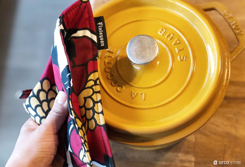 鍋つかみ 2枚セット ポットホルダー | フィンレイソン Finlayson
