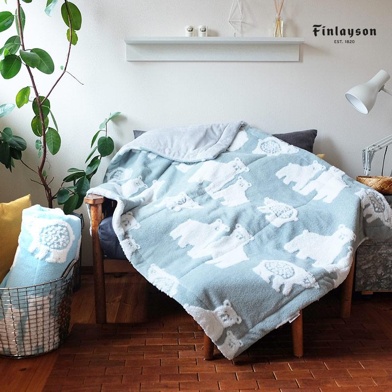ウォッシャブル 掛け布団 ハーフサイズ 140×100cm OTSO オッソ | Finlayson(フィンレイソン)