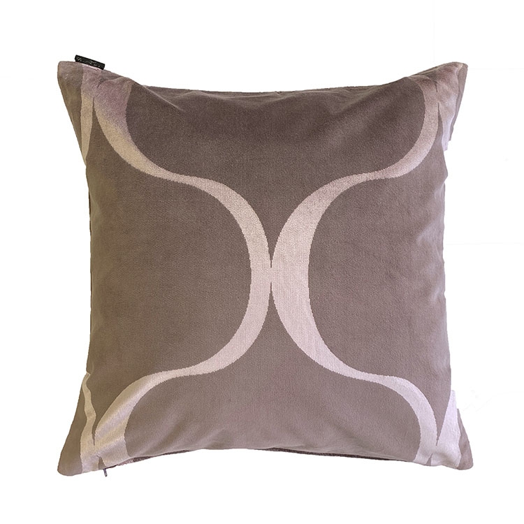 OUTLET CUSHION  PINKERTON purple (CU 2020AW-06)