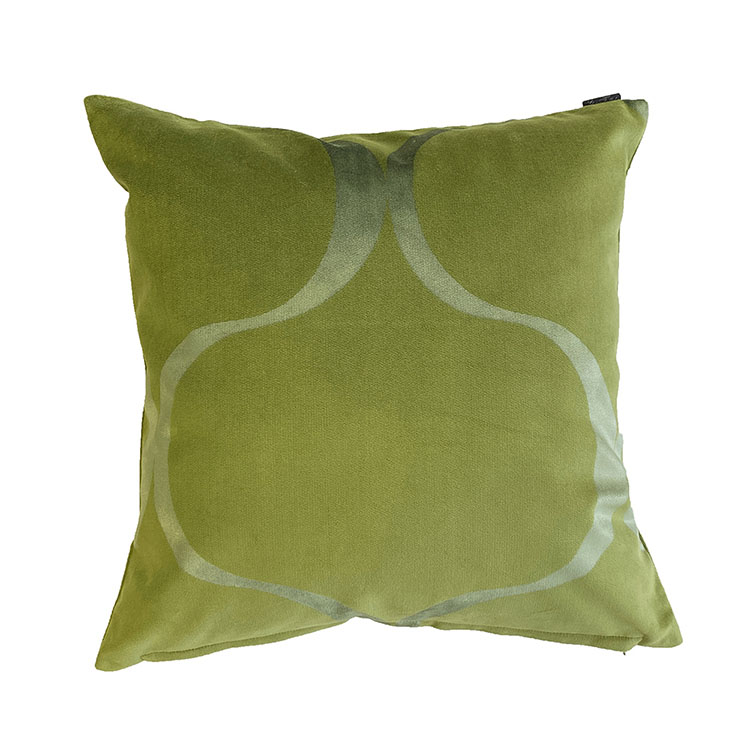 OUTLET CUSHION  PINKERTON green (CU 2020AW-07)