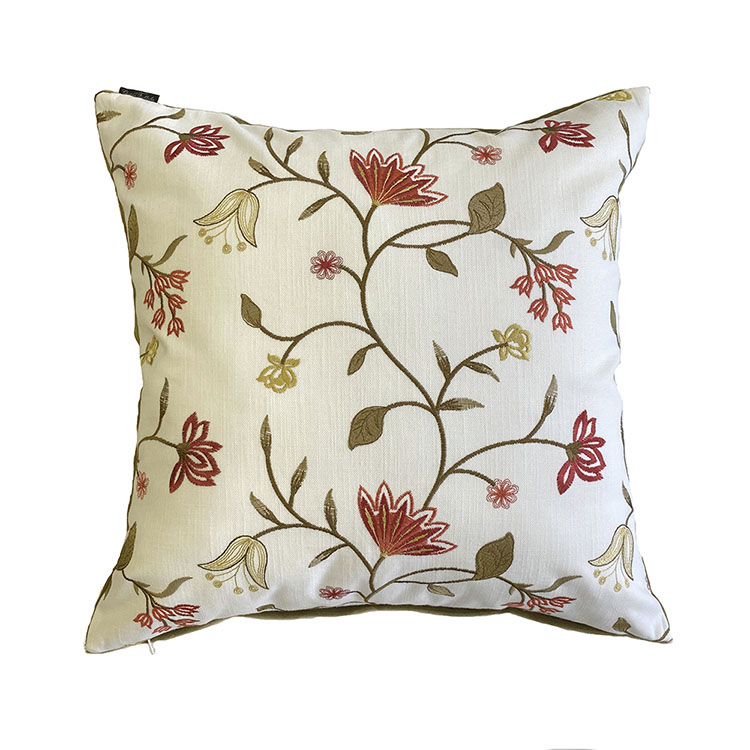 OUTLET CUSHION  SONRISA red (CU 2020AW-10)