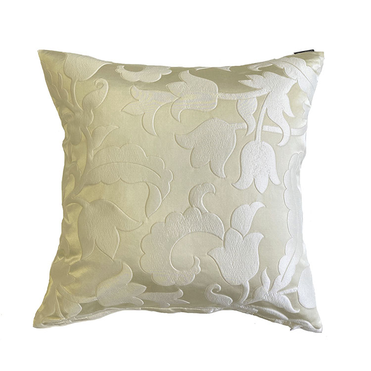 OUTLET CUSHION  TULIPE ivory (CU 2020AW-13)